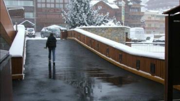 Системы снеготаяния и антиобледенения