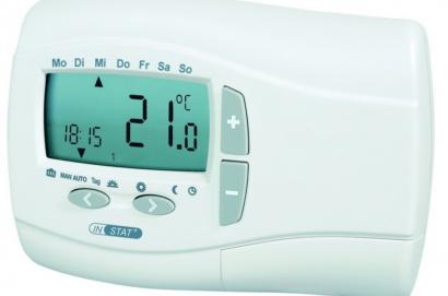 Локальное регулирование температуры теплых полов водяных
