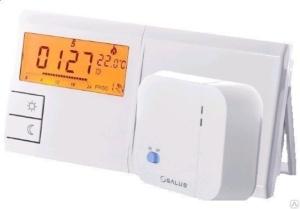 Электронный термостат программируемый. Три режима: регулятор температуры помещения/пола/окружающей среды при ограничении температуры пола