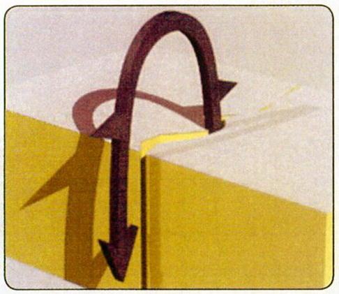 Устройство водяного теплого пола - крепление труб такерами