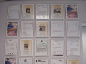 Сертификаты MULTIBETON (часть 1)