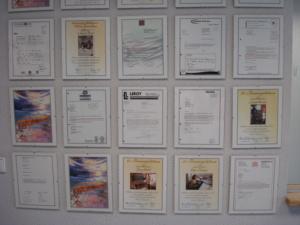 Сертификаты MULTIBETON (часть 6)