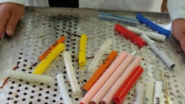 Стандартное тестирование трубы для водяных теплых полов различных производителей