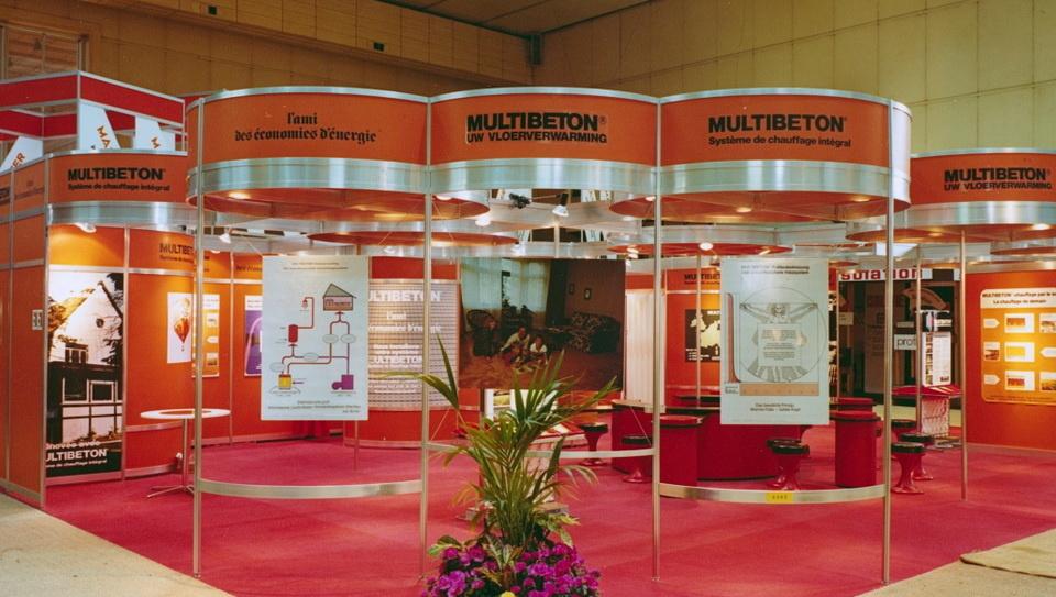 История компании MULTIBETON