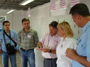 Обучение сотрудников ЧП «АМП стиль» в Учебном центре компании MULTIBETON GmbH в г. Тройсдорф (Германия)