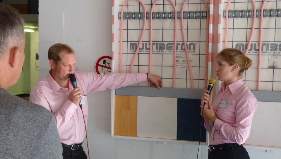 """обучение сотрудников """"АМП Стиль"""" в Германии"""