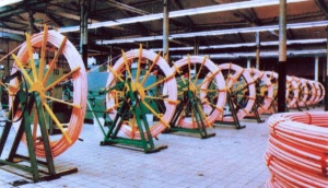 Начало производства трубы MULTIBETON (1970)