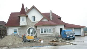 Теплые полы Multibeton в Таценках (Украина)